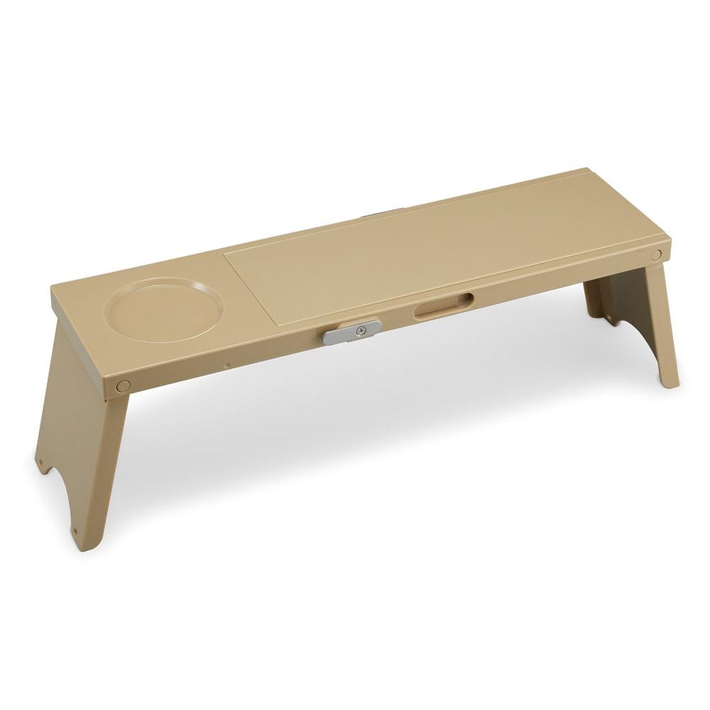 アウトドアテーブル ピクノ 同色3個セット (イ)カーキ