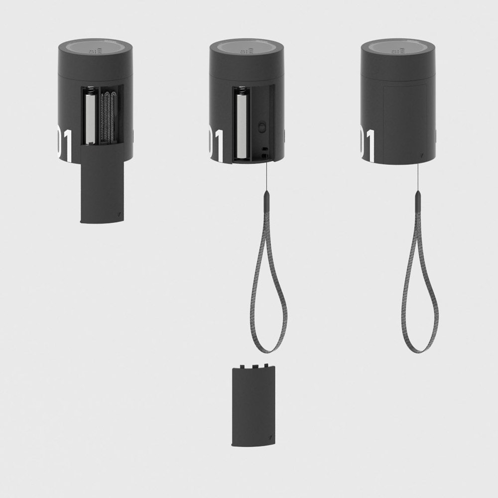 MINIM+AID ミニメイド 単4電池1本別途