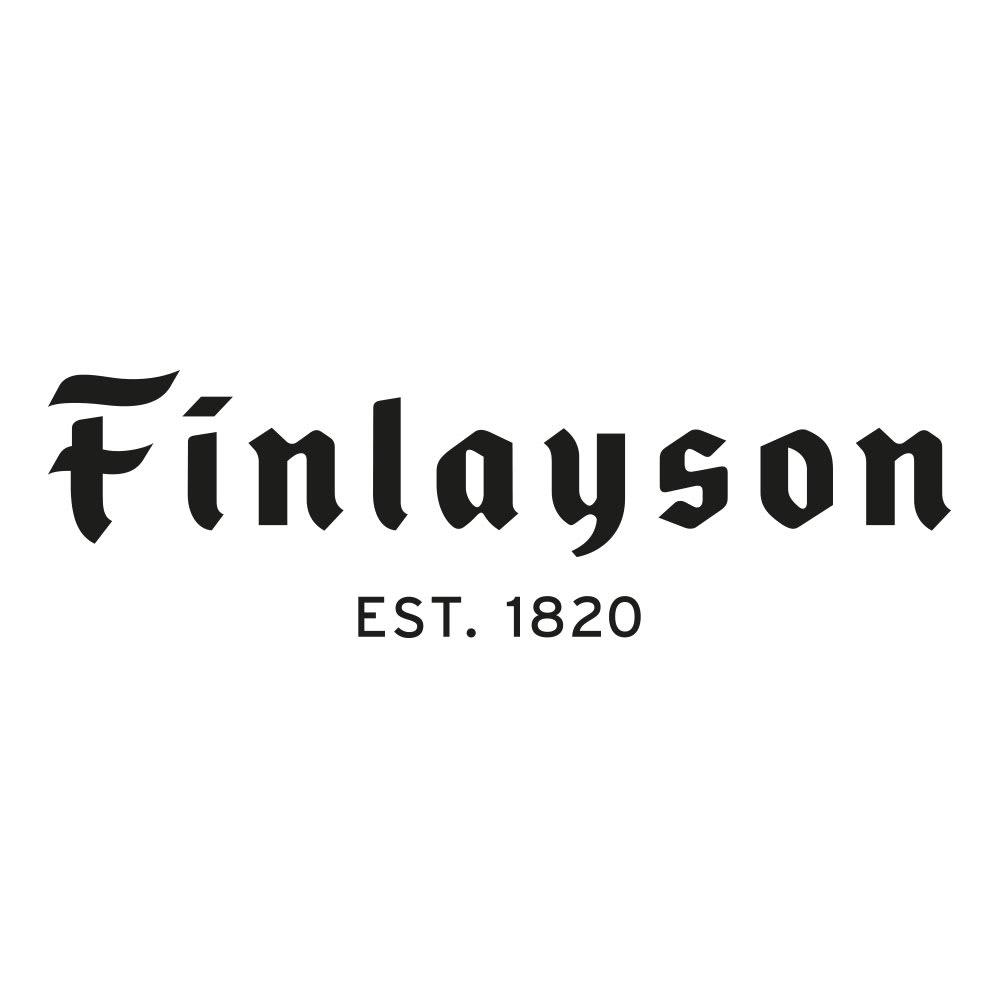 フィンレイソン柄 透明キッチンマット(抗菌仕様)) 1820年創業の歴史と伝統を誇る、フィンランド最古のテキスタイルブランド。魅力的なデザインと確かな品質が国内外で広く信頼され、愛用されています。