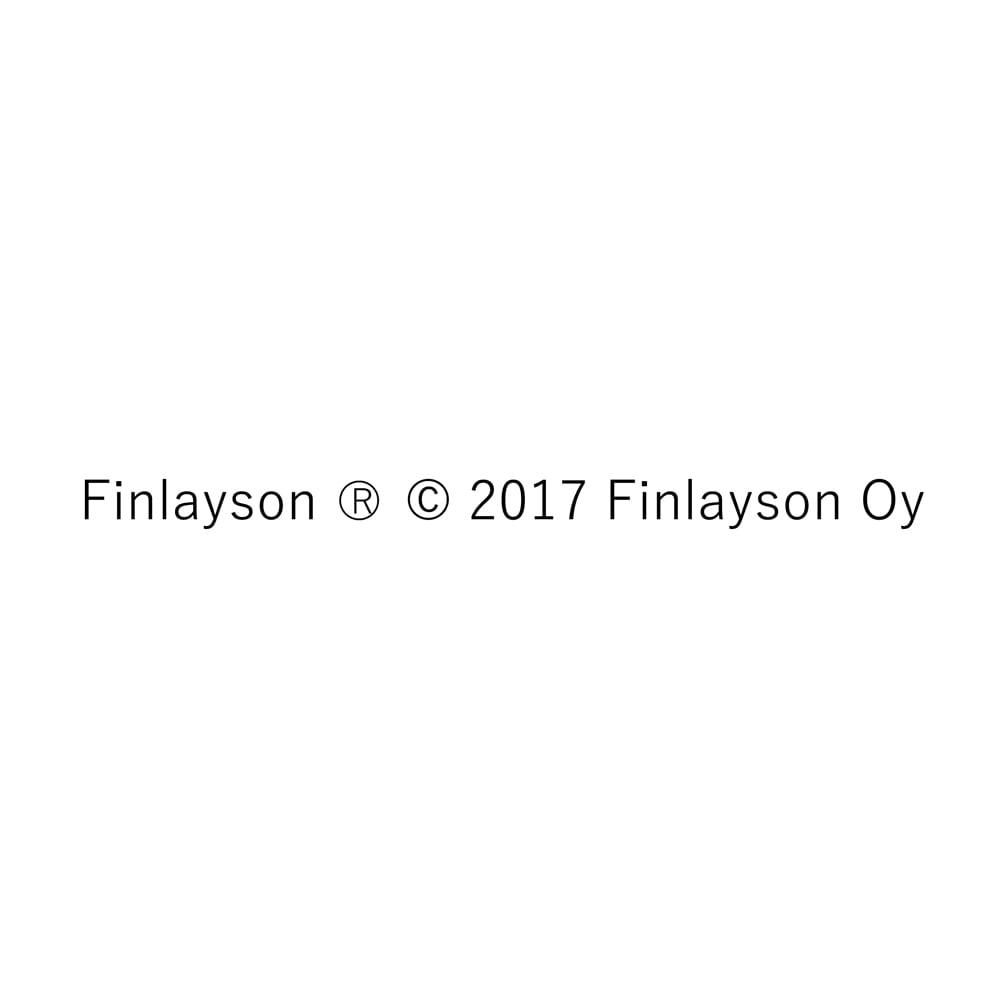 Finlayson/フィンレイソン 樹脂製ファイルケース4個組 ワイド