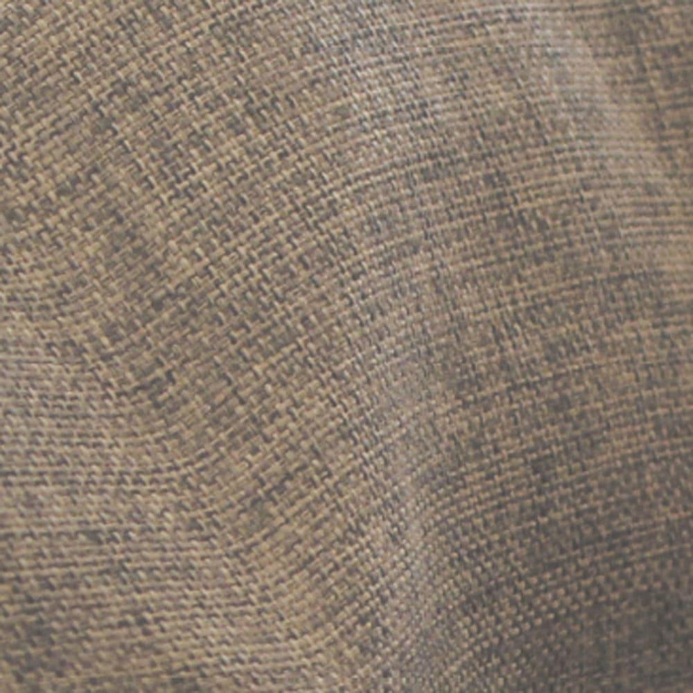 クッションになる布団収納袋 色が選べるお得な2枚セット (ア)ブラウン 肌触りのいい素材感。