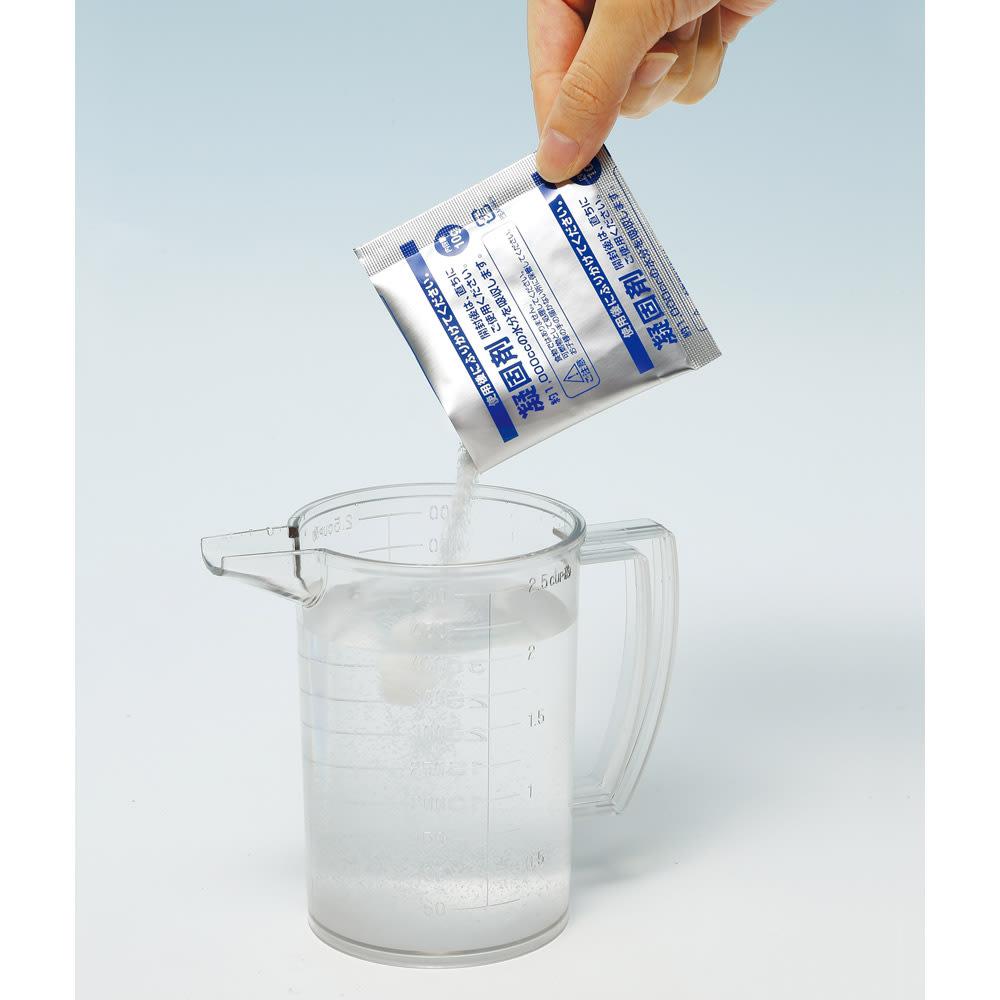 緊急用 トイレ袋50回分水漏れ防止袋付き