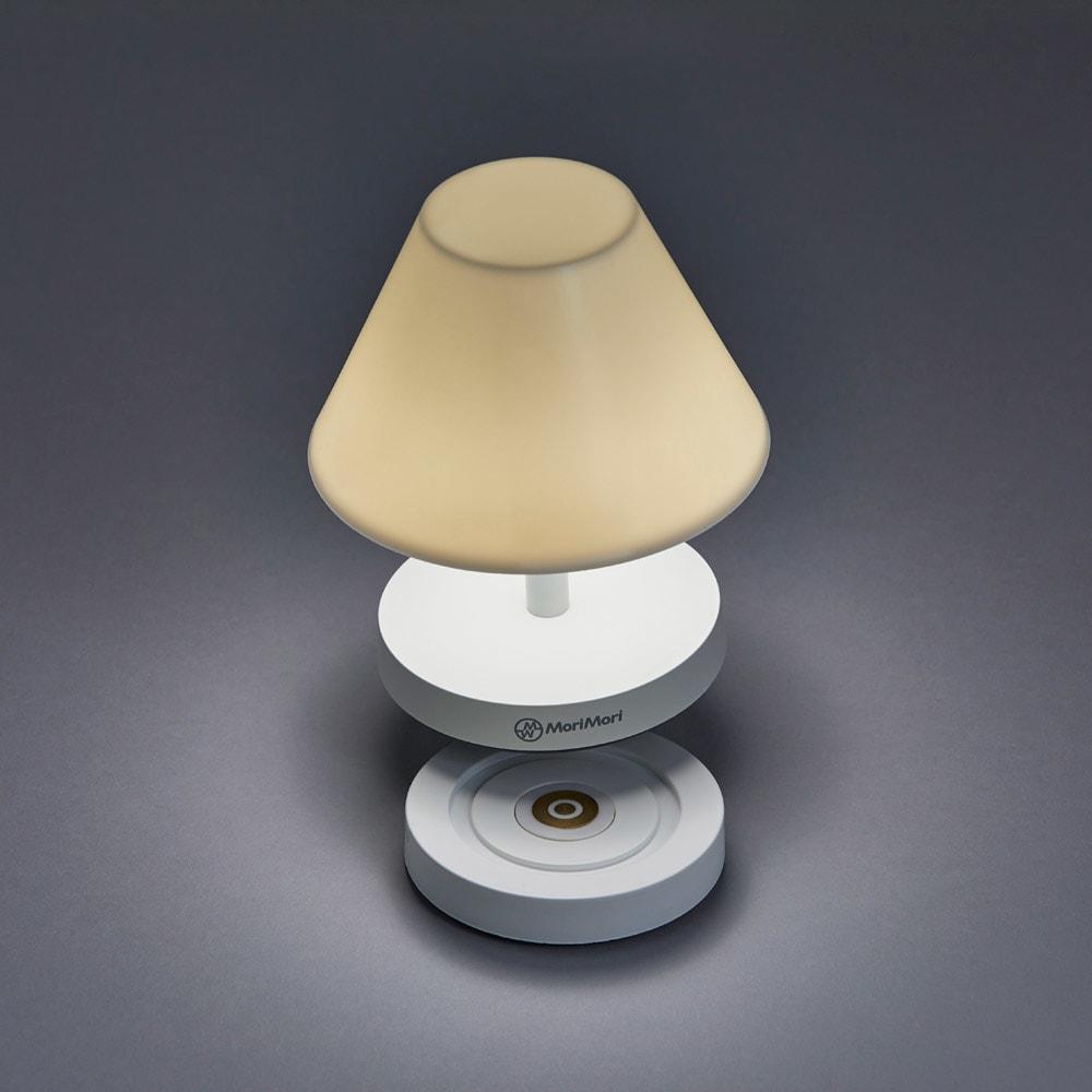 充電式LEDライト カフェタイプ