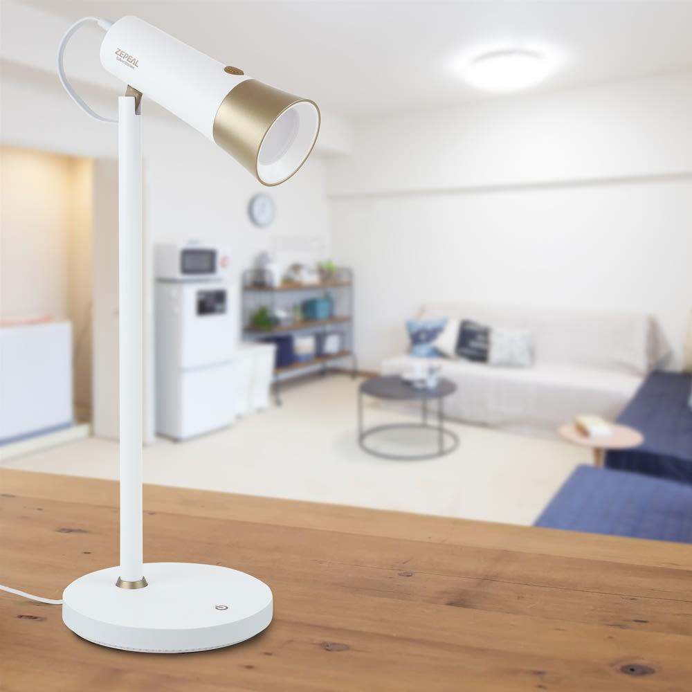 充電式LEDスタンドライト 通常時