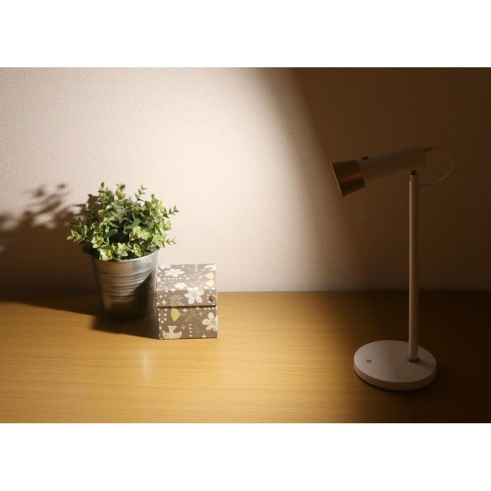 充電式LEDスタンドライト