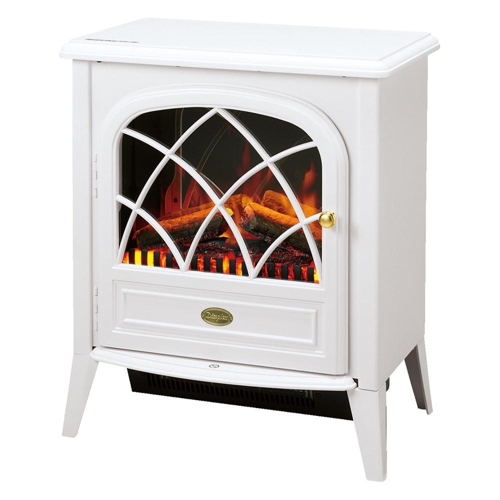 Dimplex/ディンプレックス 電気暖炉ファンヒーター リッツ2 (イ)ホワイト