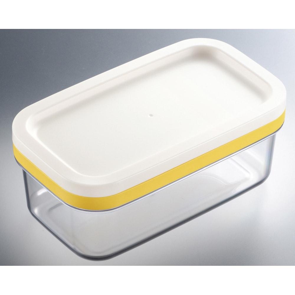 プレミアムカットできちゃうバターケース