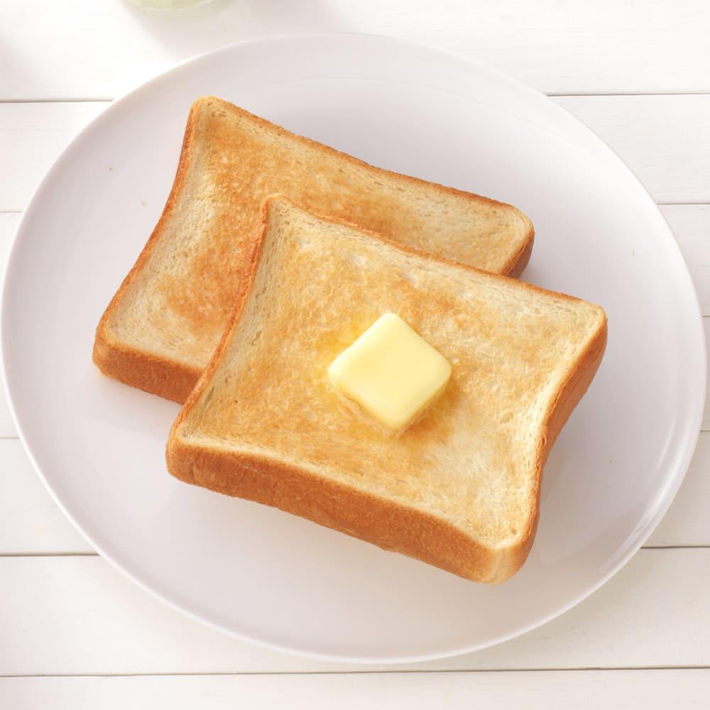 燻製もできるコンベクショントースター ディノス特典トレー付き コンベクションのお陰でトーストは外はサックサク中はしっとり。