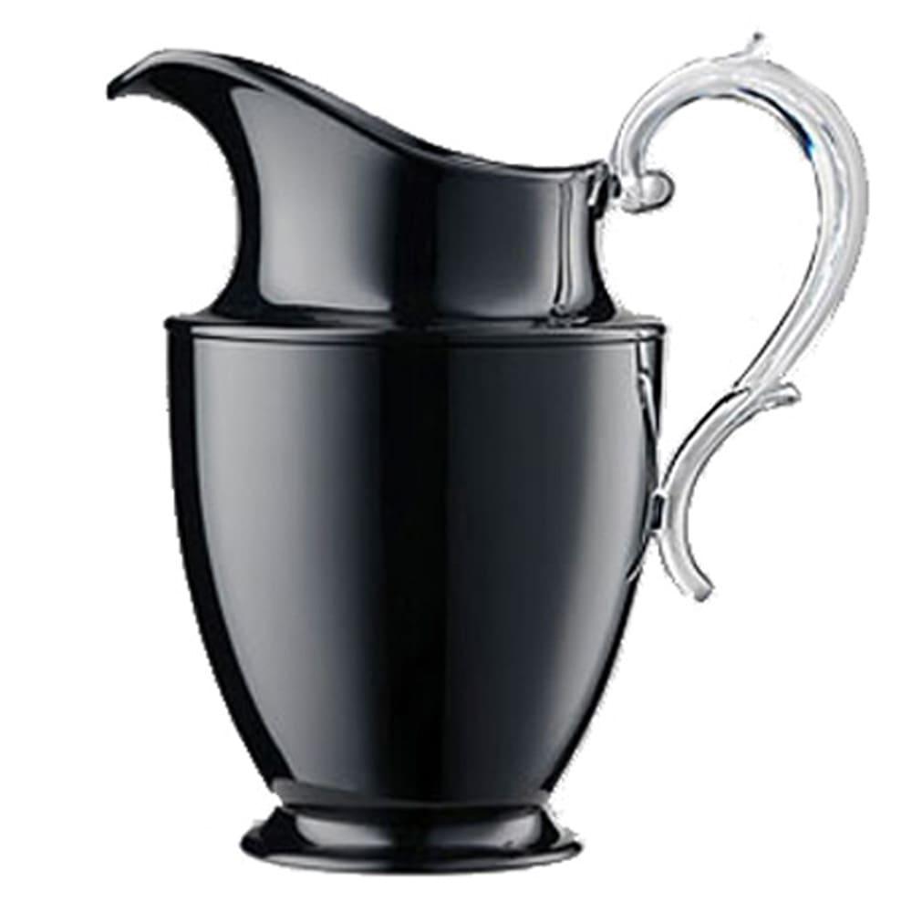MARIOLUCA/マリオルカ 樹脂製のグラスシリーズ ピッチャー1個 (エ)ブラック