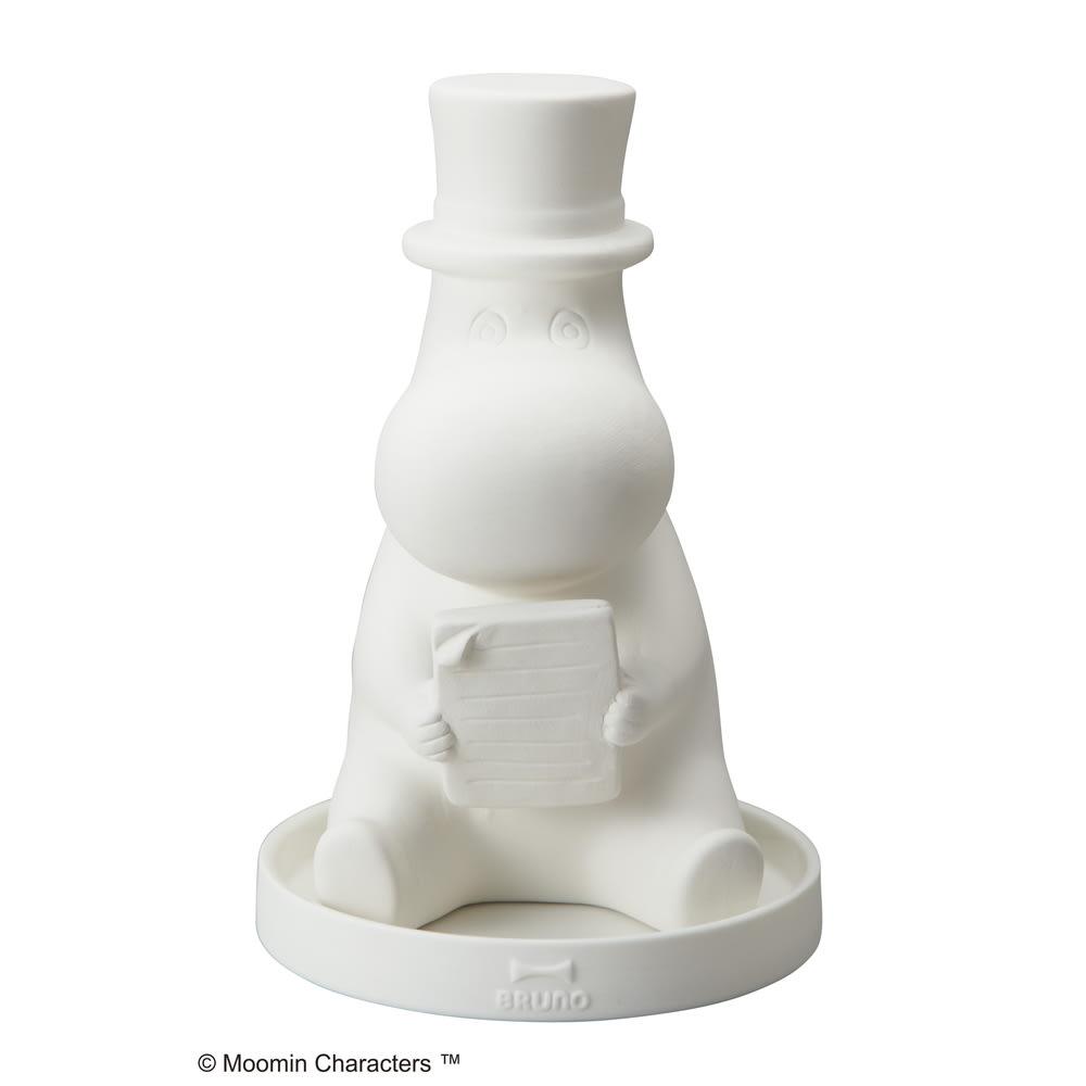 ムーミン パーソナル気化式加湿器     (キ)パパ