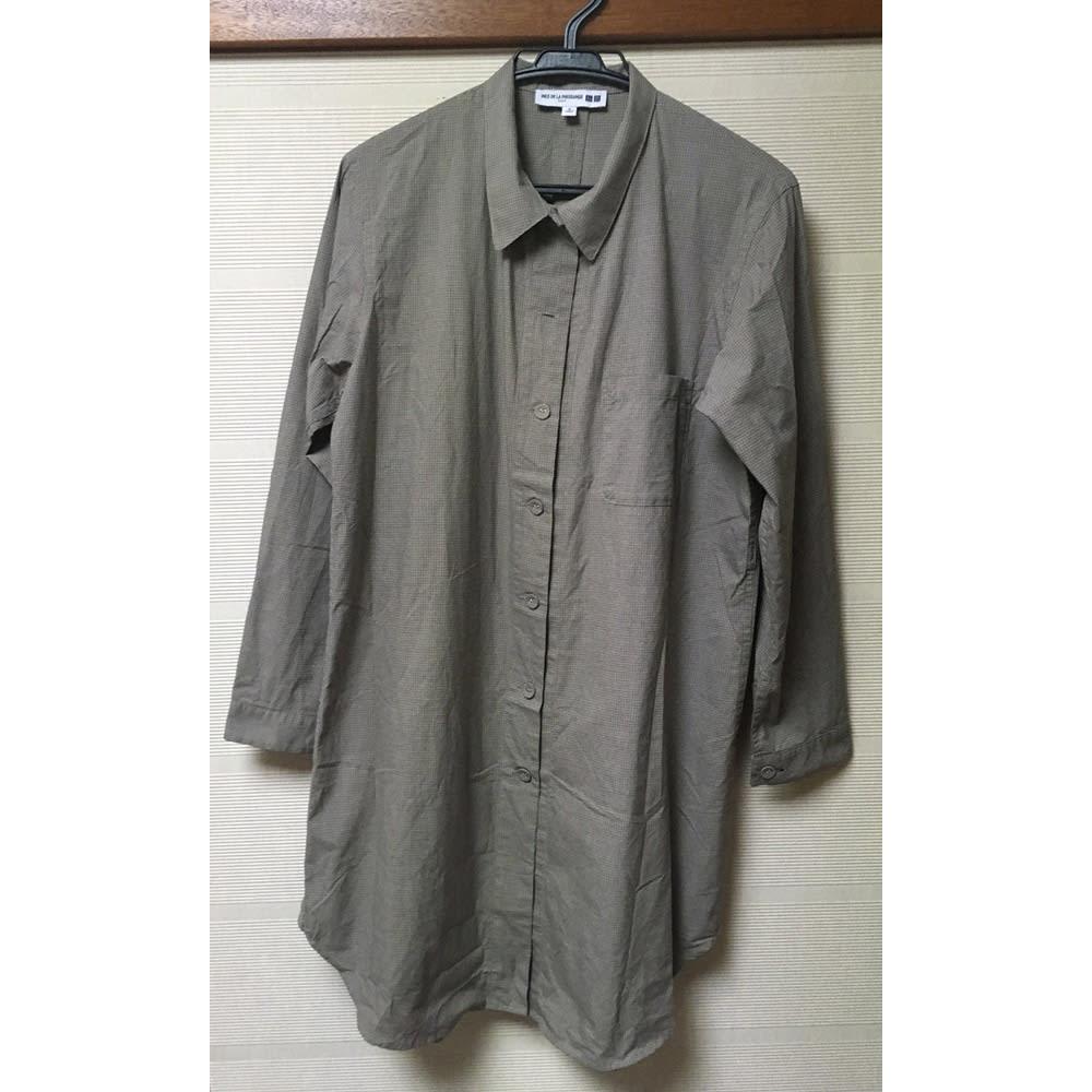 シャツとパンツのための洗濯ネット シャツ用・パンツ用各1枚セット シャツネットを使って洗ってみました。かなりシワが少ないです!