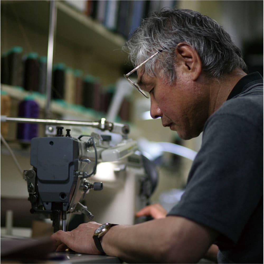 ヤマト屋 うすかるトートバッグ これがヤマトヤの基本理念!企画、裁断、縫製、検査をすべて日本国内で実施。頑丈さの秘密です。