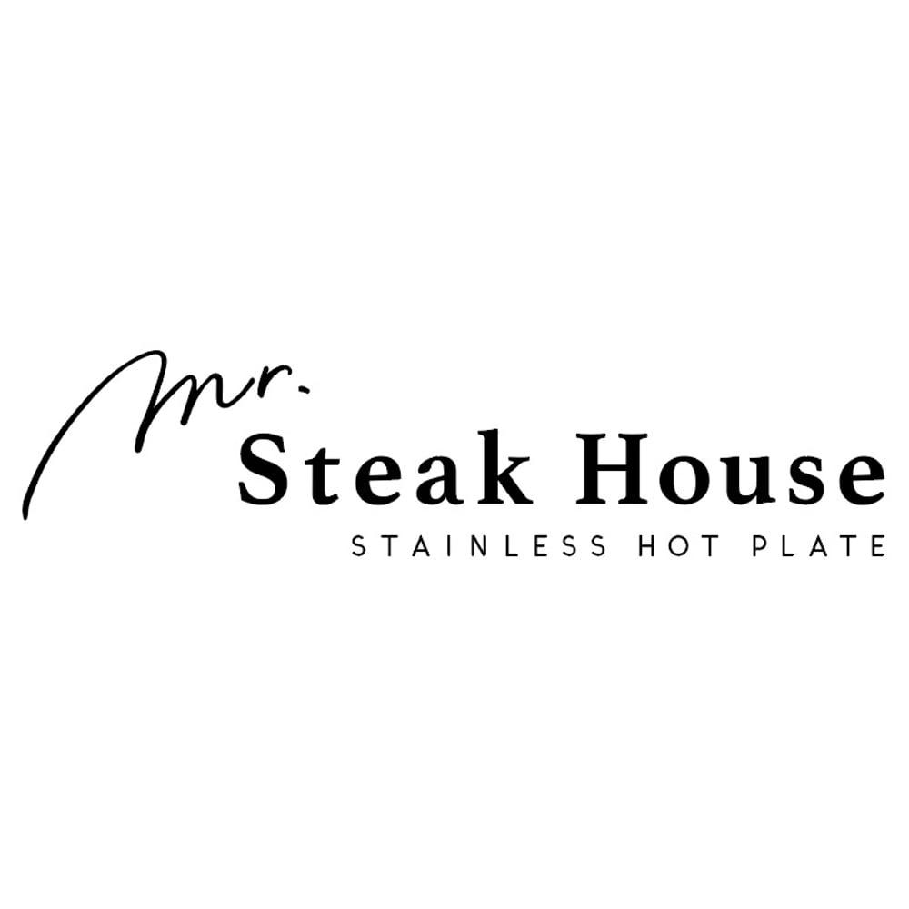 ミスターステーキハウス ステンレスホットプレート  MrSteakHouse  ピーコック魔法瓶工業株式会社