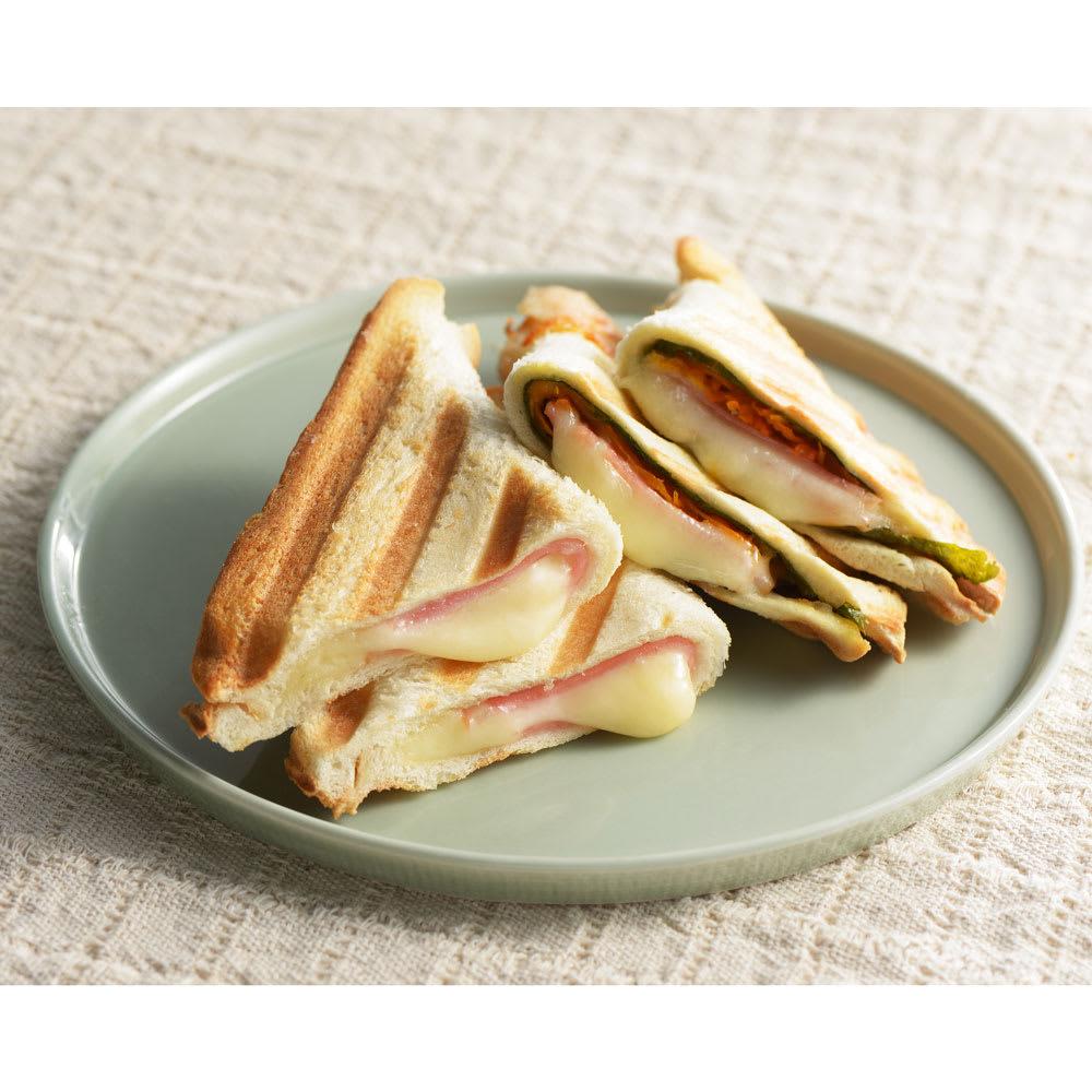 食パン1枚で作れるホットサンドメーカー