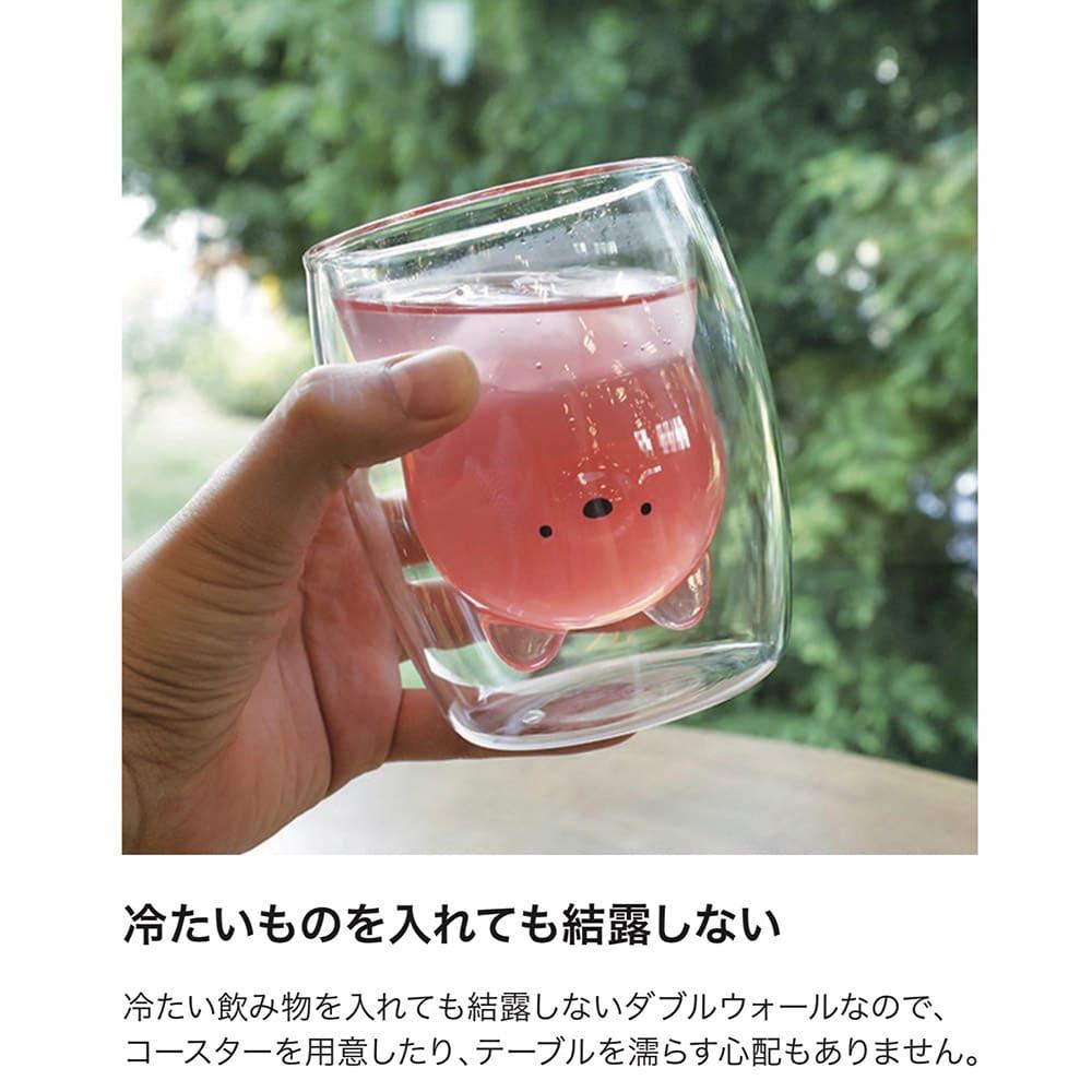 耐熱アニマルグラス