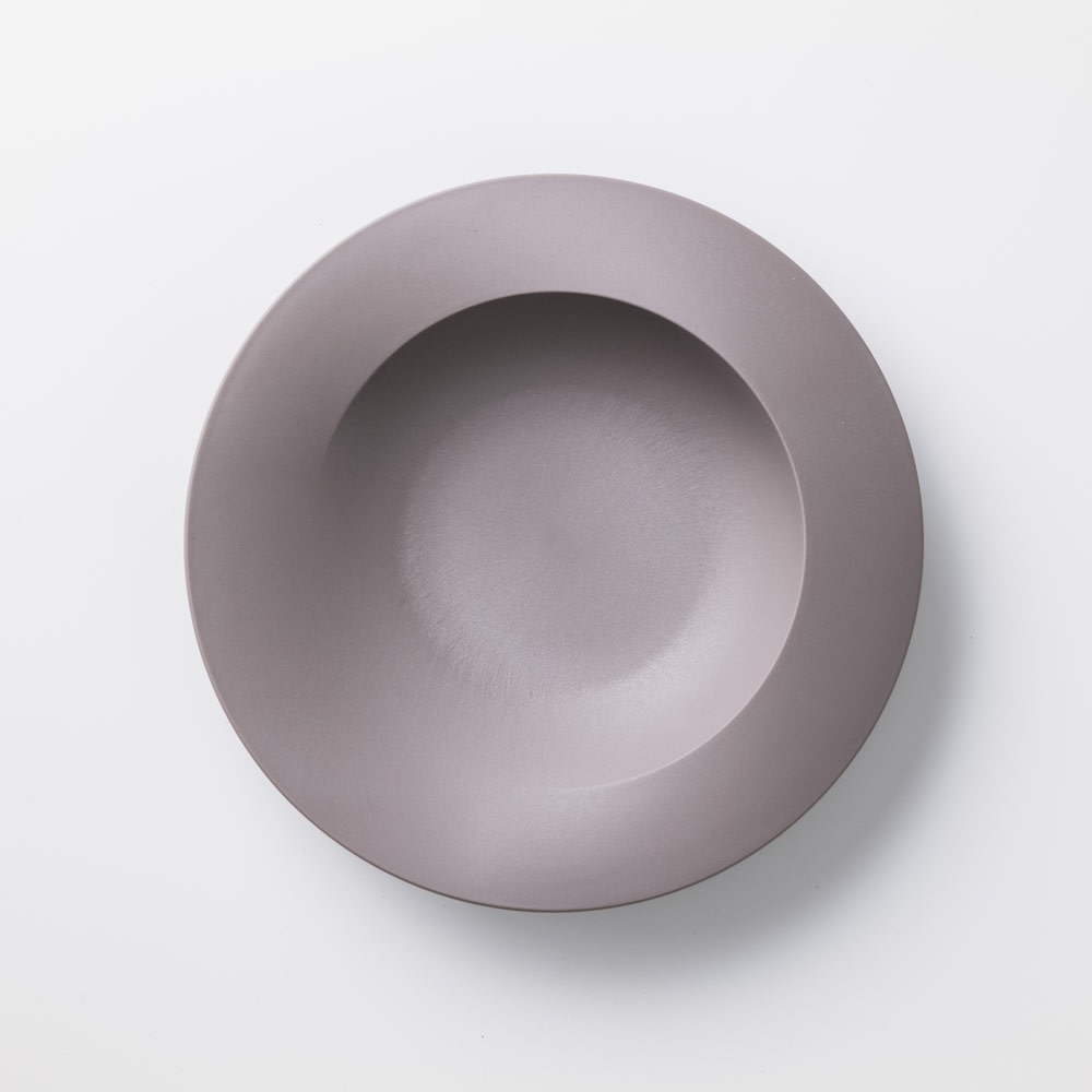 ARAS 深皿スクープ 割れない深皿 (オ)ピンクグレー