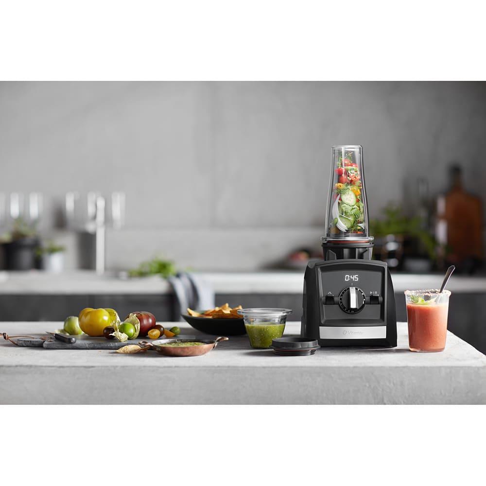 【訳あり】 Vitamix/ヴァイタミックス バイタミックスA2500i (アセント2500) 別売りのブランディングカップもお使いいただけるモデルです。(別売り)