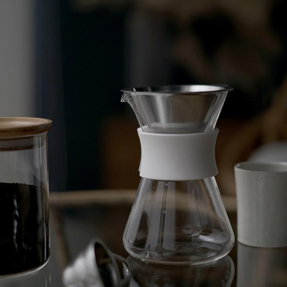 キッチン 家電 鍋 調理器具 コーヒードリッパー コーヒー用品 HARIO/ハリオ グラスコーヒーメーカー Simply HARIO WW1510