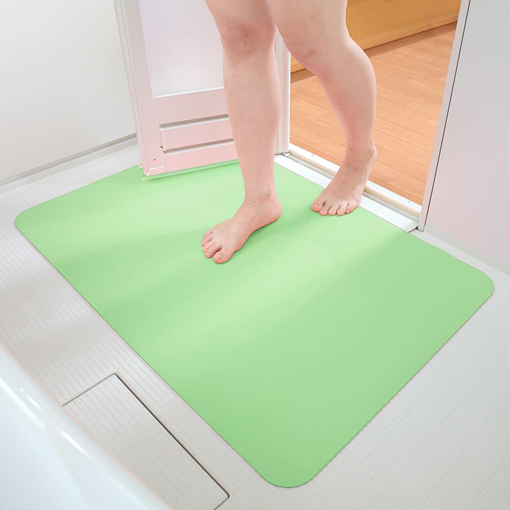 お風呂洗い場マット