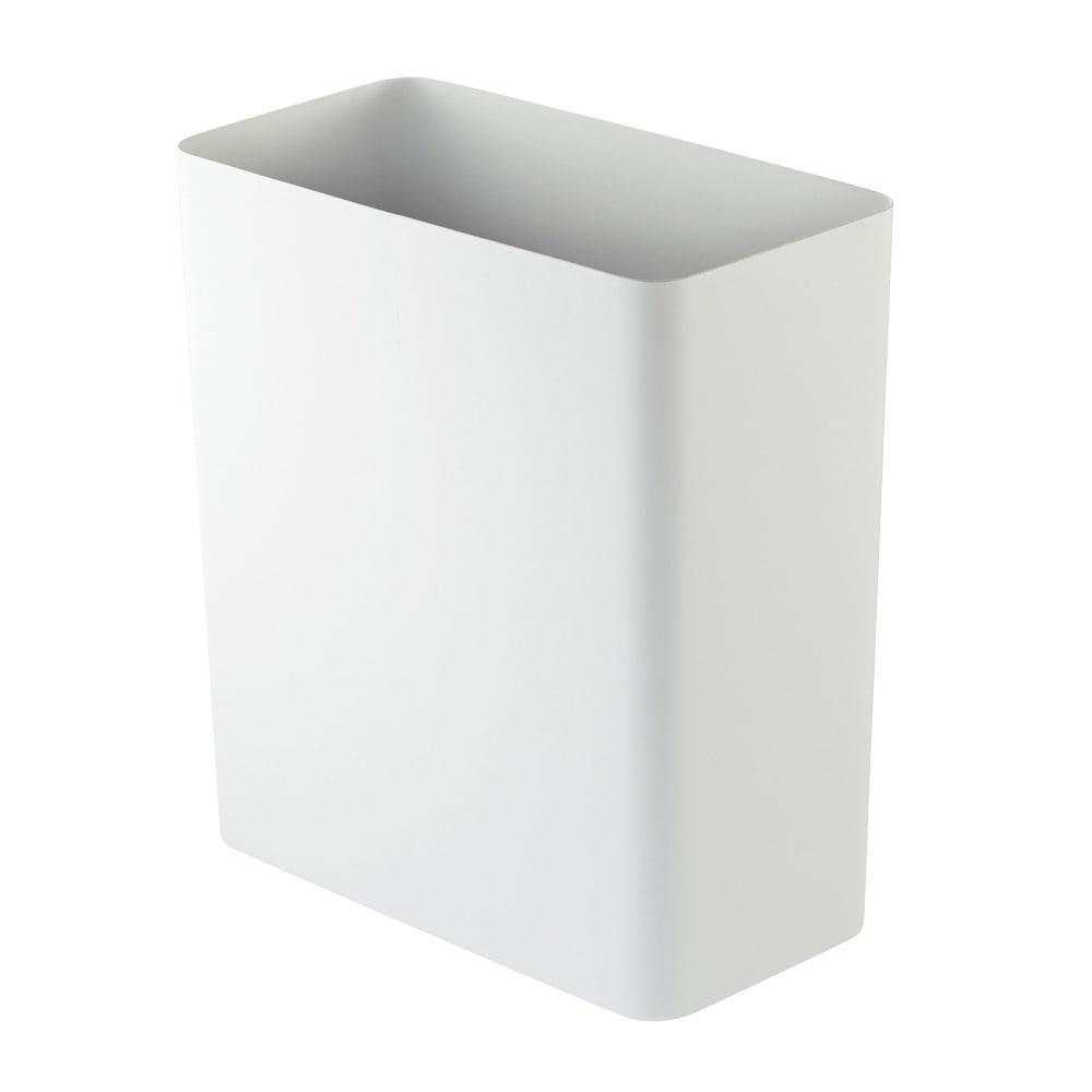 トラッシュカンタワー角型 ホワイト