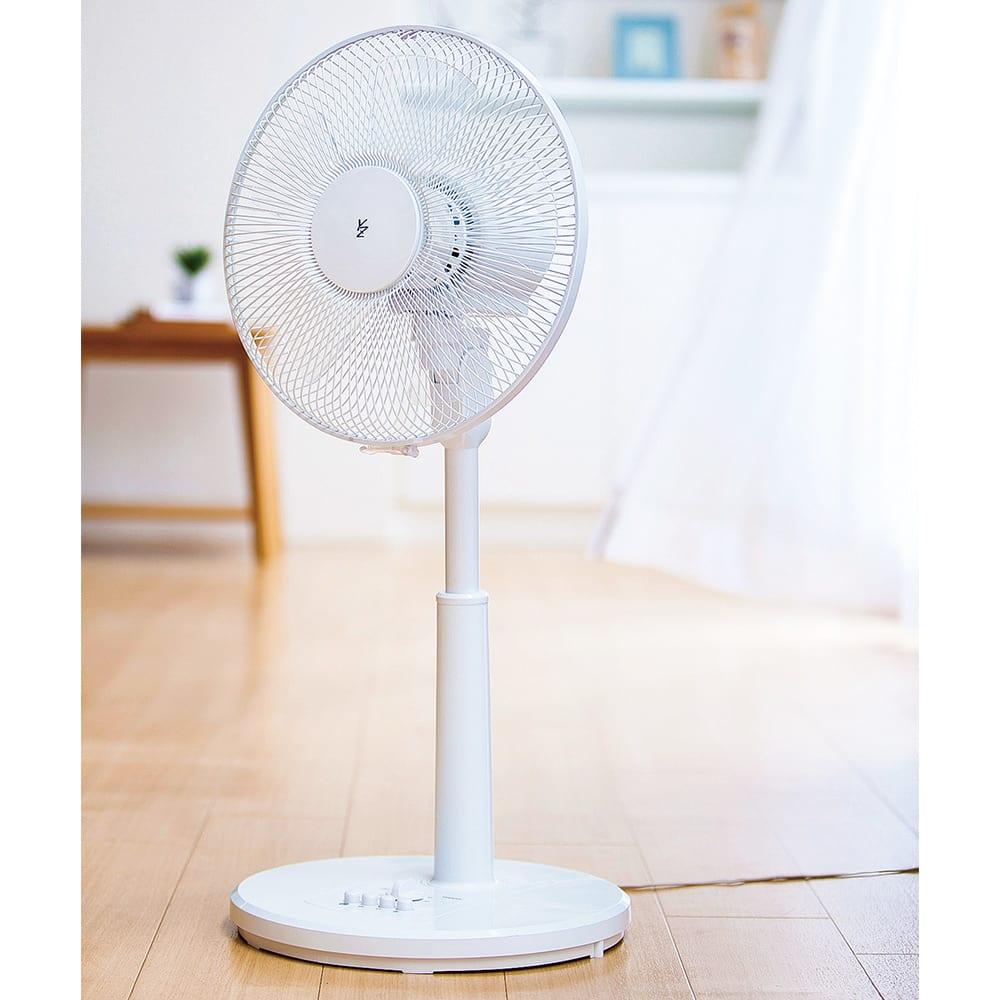 扇風機ボタン式