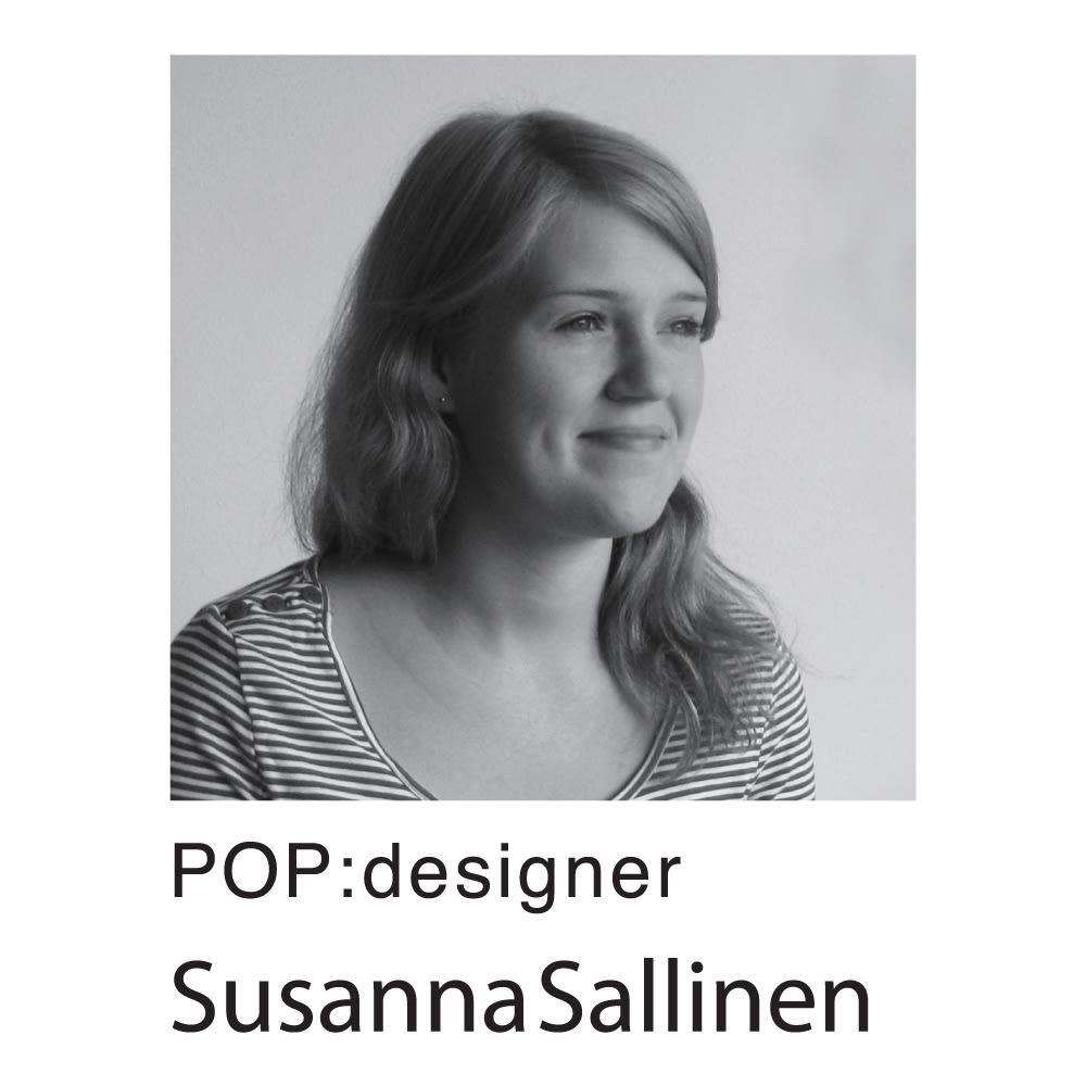 約50×150cm(Finlayson/フィンレイソン ポップ フック織 玄関・キッチンマット) デザイナー「スサンナ・サリネン」