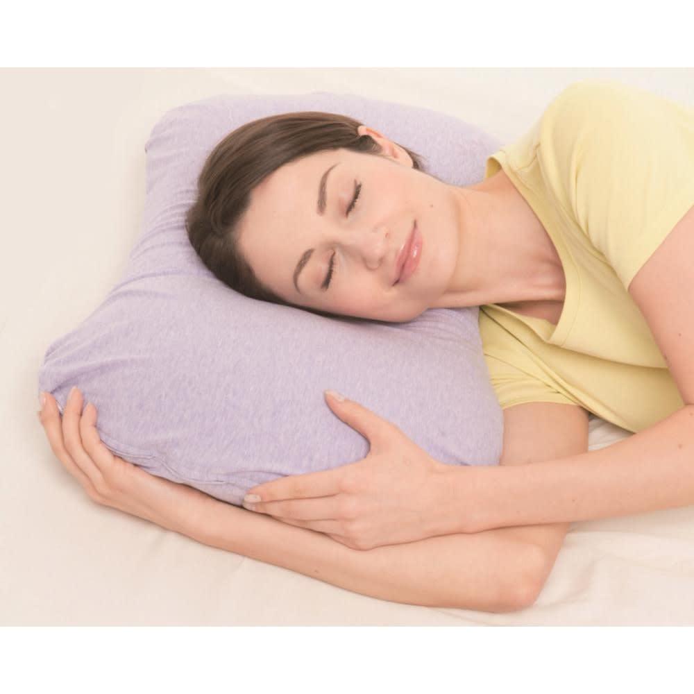 エネタンピローフェミニン(枕カバー付き) オーダーメイドのように私に合わせてくれる枕