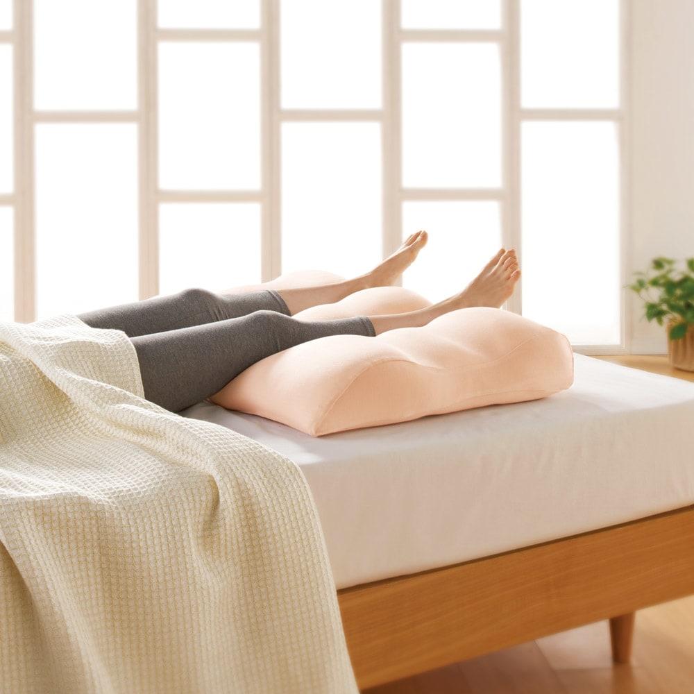 ベッド 寝具 布団 枕 抱き枕 もちもち足まくら ワイド専用カバー単品 WT0928