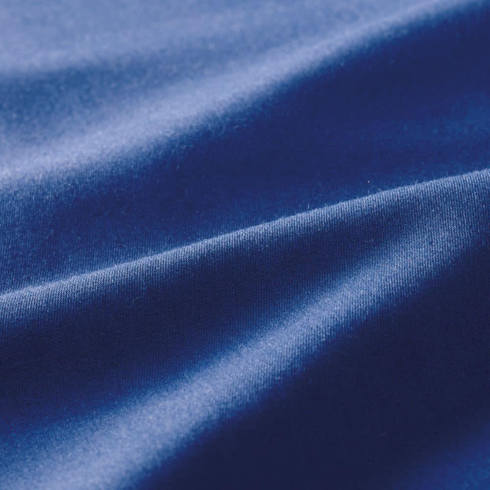 【西川リビング】フランス産羽毛 布団6点セット(シングルロング) 銀 6点セット カバーは綿100%のなめらかなサテン生地。抗菌加工で清潔です。