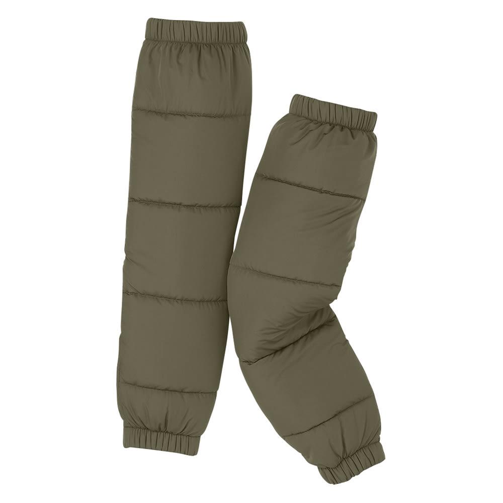 バージョンアップしました!昨冬人気のテイジンV-Lap(R)使用 着る布団シリーズ 足カバー (イ)カーキ