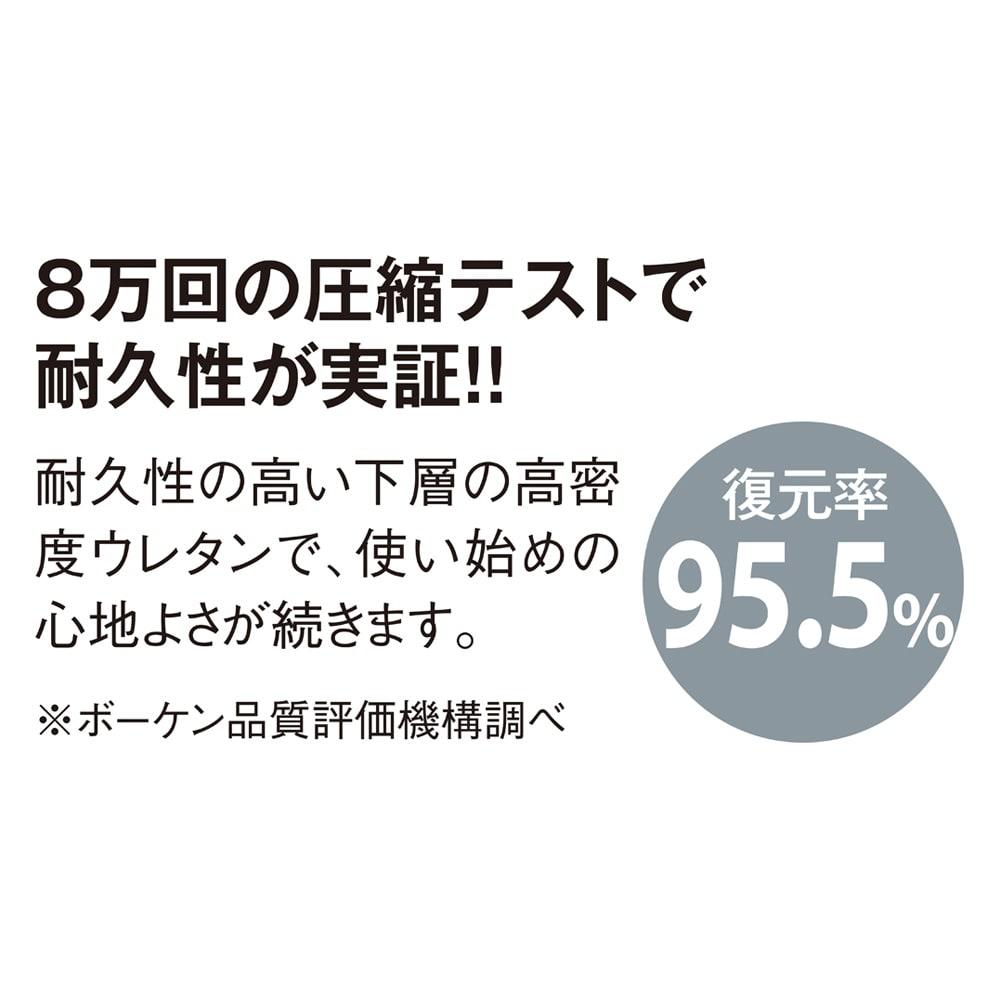 【アキレス×dinos】硬さが選べる3つ折りマットレスシリーズ レギュラータイプ ソフト 厚さ5cm