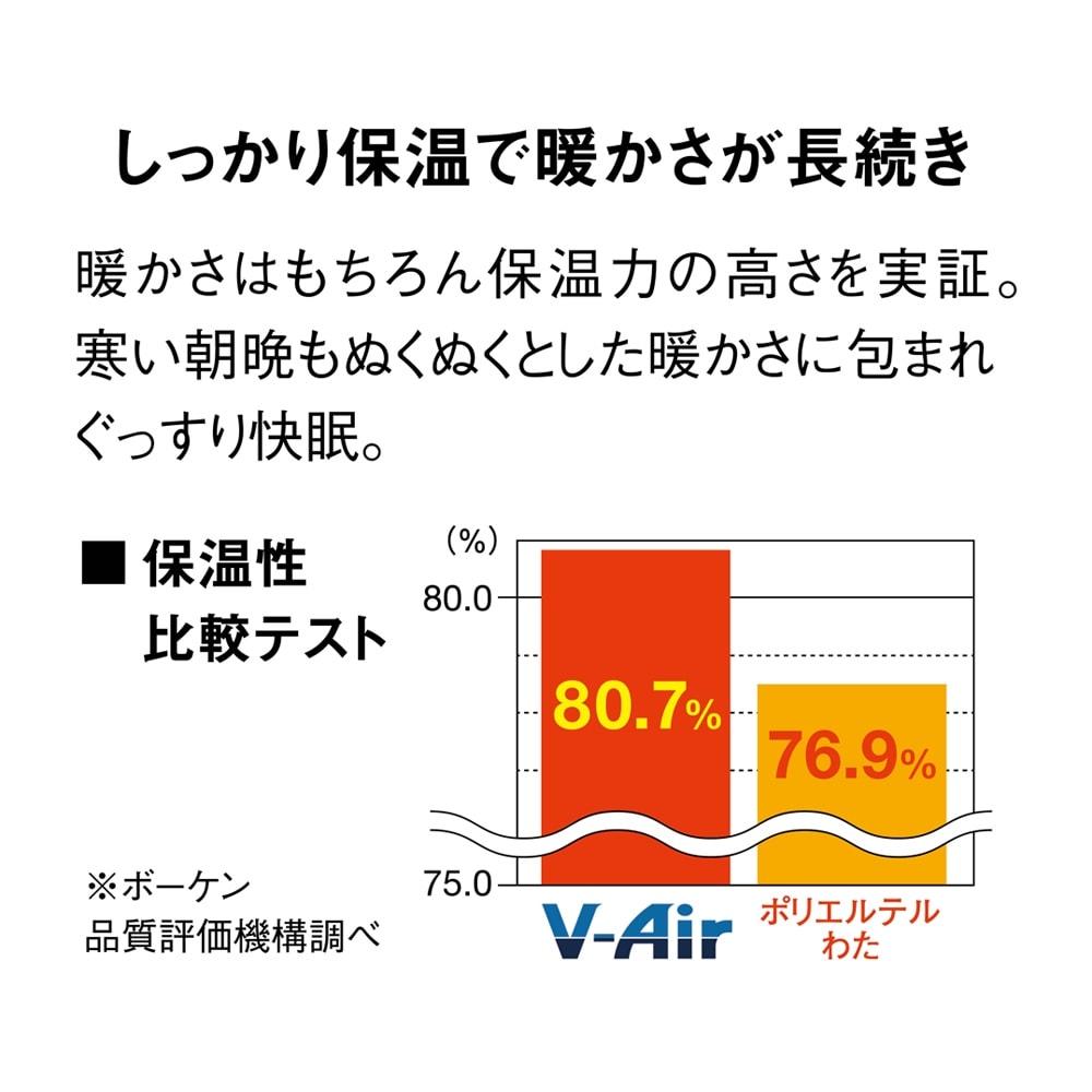 V-Air(R)使用あったか着る布団シリーズ あったかパンツ