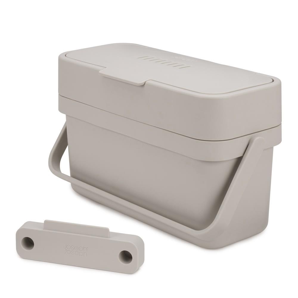 Joseph Joseph/ジョセフジョセフ  コンポ4 生ごみ用ゴミ箱
