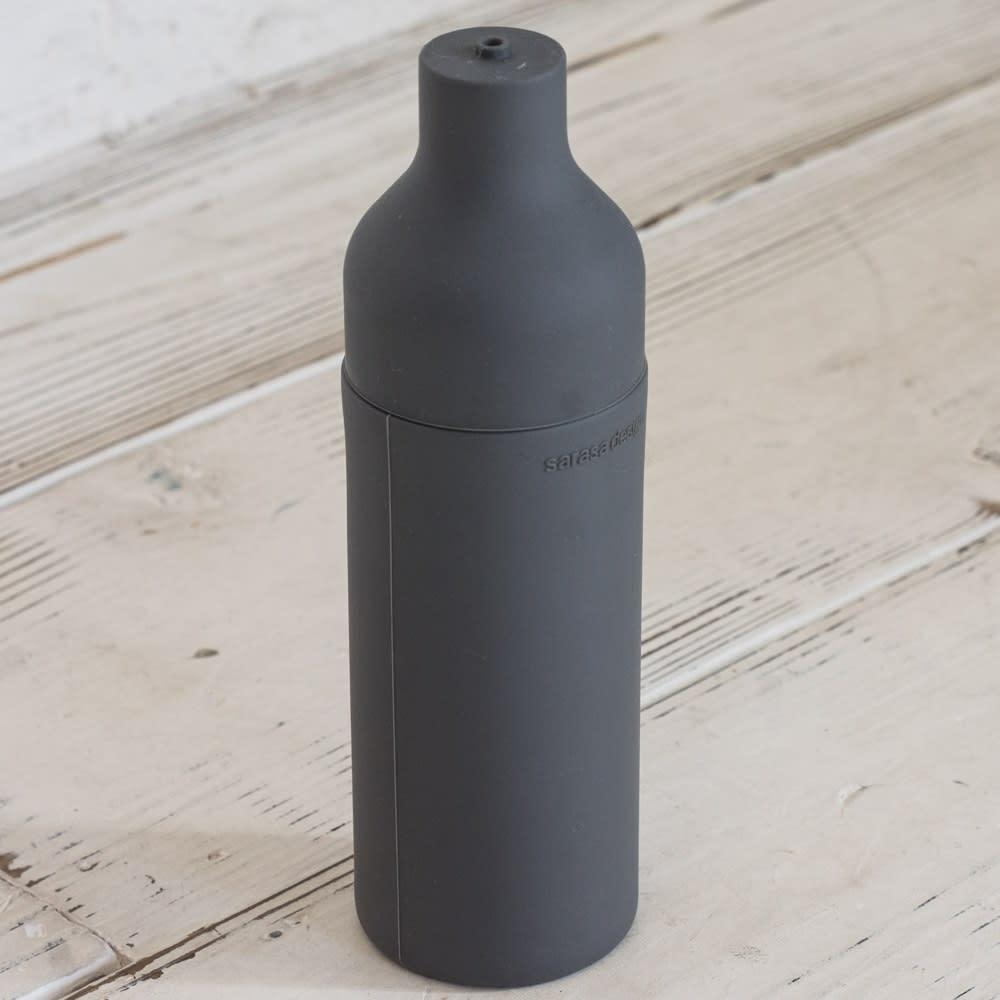 sarasa サラサデザイン / b2c スクイーズボトル (エ)ブラック