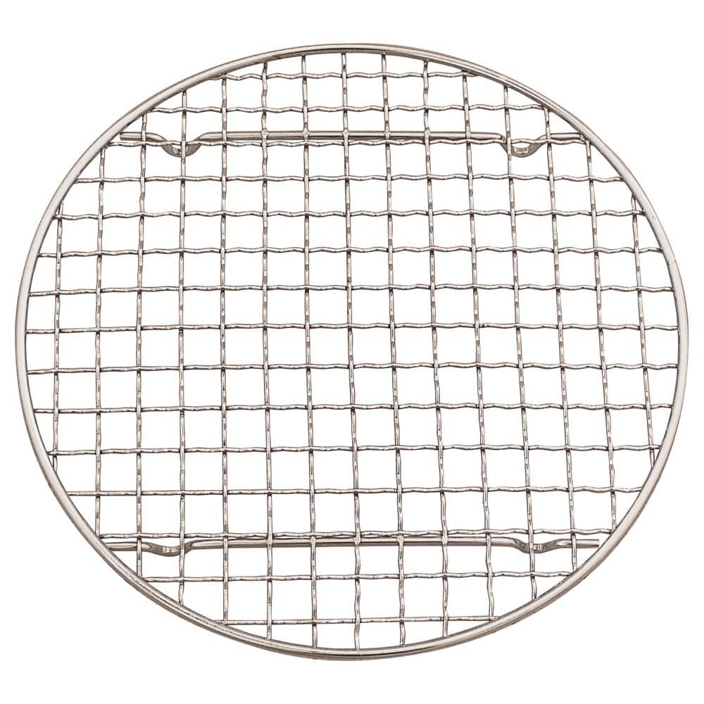 スモーク料理を簡単に!煙の出ない燻製鍋 (金網)大タイプ:3枚付 小タイプ:2枚付 ミニタイプ:2枚付