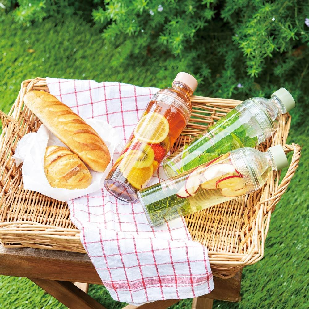 HARIO/ハリオ フィルターインボトル・ポータブル 水だし茶やお好みのフレーバーティなども持ち歩きできます!