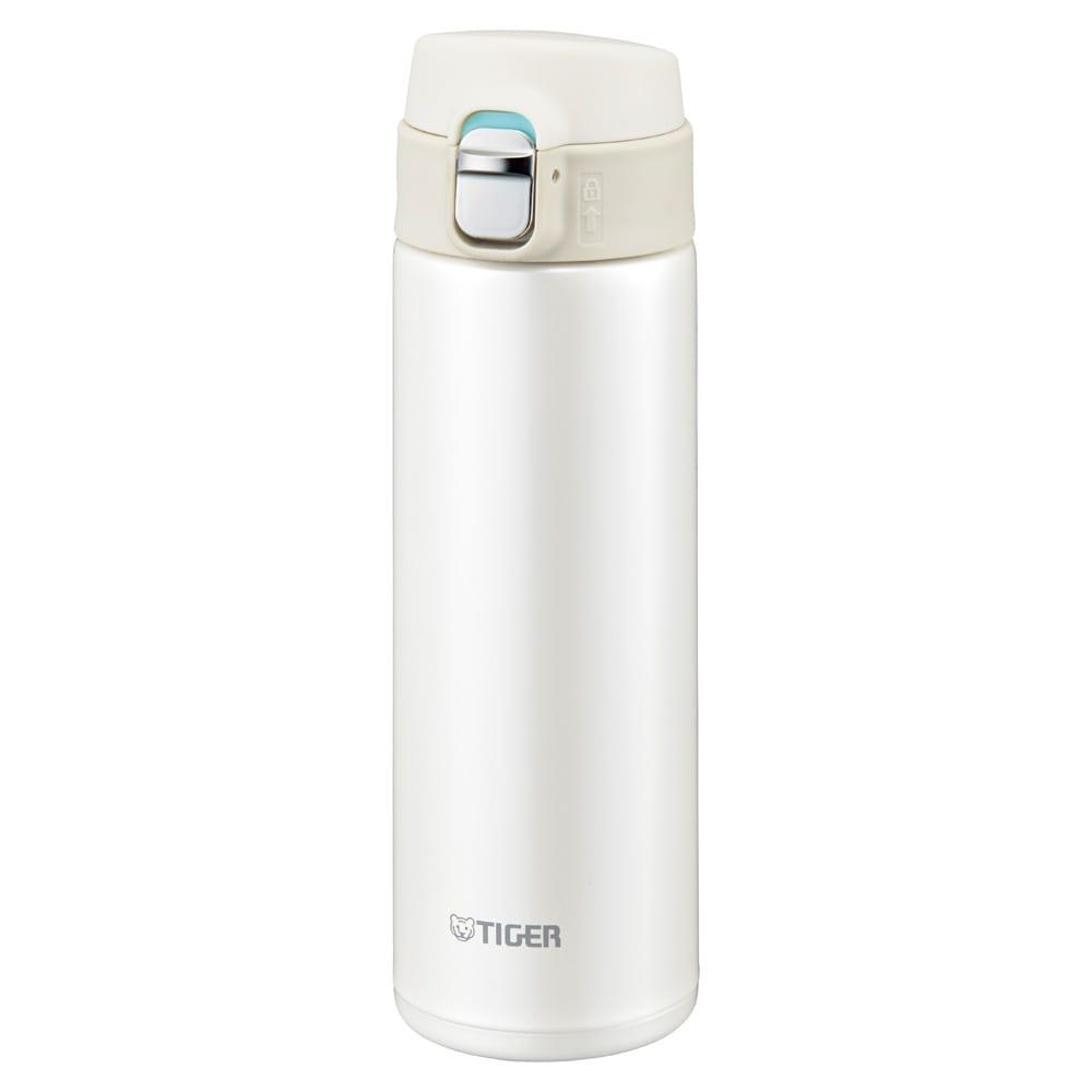 タイガー魔法瓶ステンレスミニボトル〈サハラマグ〉480ml  MMJ-A481 (イ)クリームホワイト