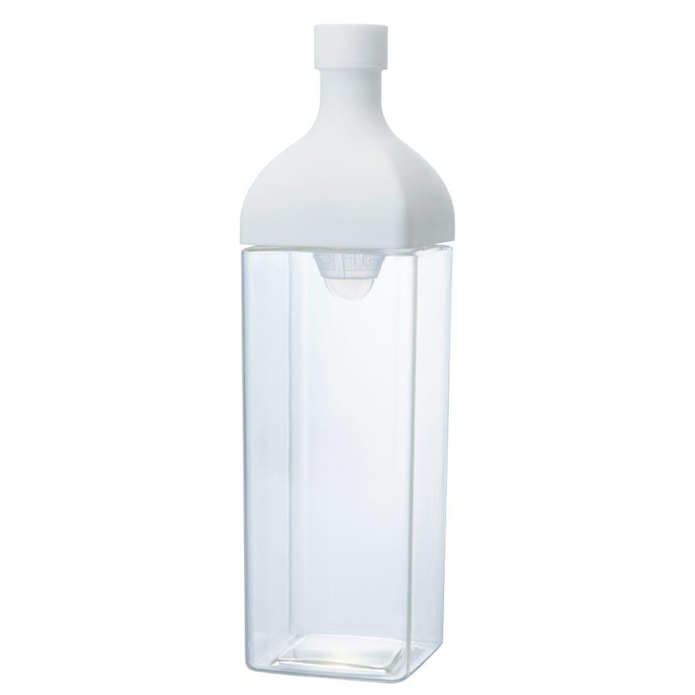 HARIO/ハリオ 冷蔵庫に横にして置ける カークボトル (ア)ホワイト