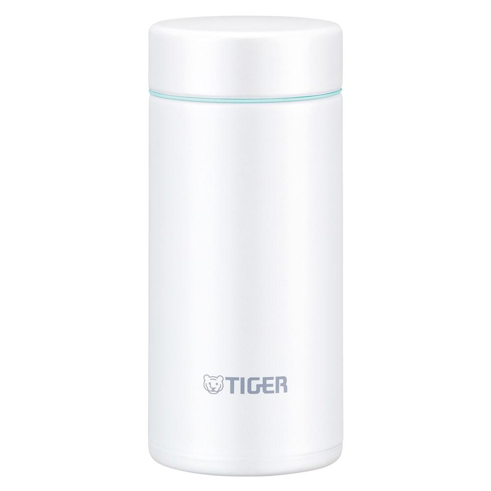タイガー魔法瓶 ステンレスミニボトル〈サハラマグ〉 200ml (ウ)クールホワイト
