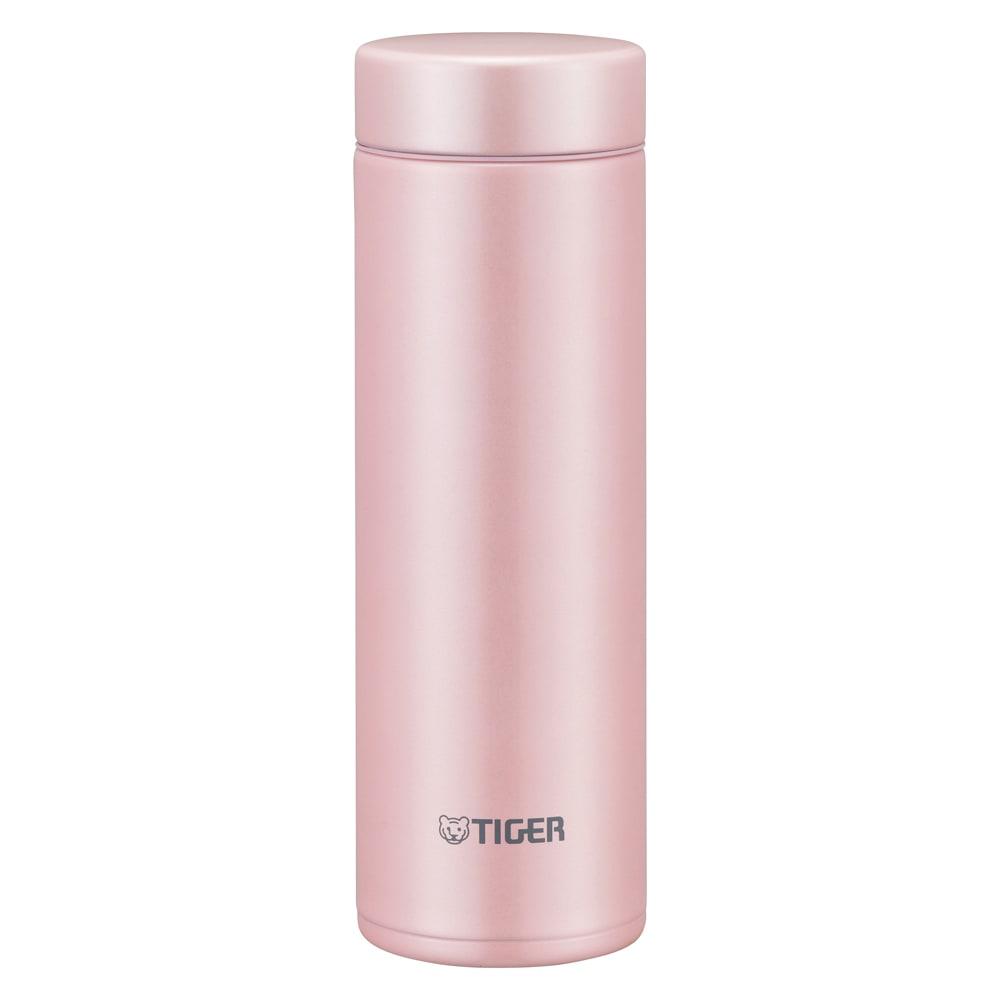タイガー魔法瓶ステンレスミニボトル〈サハラマグ〉 300ml (イ)シェルピンク