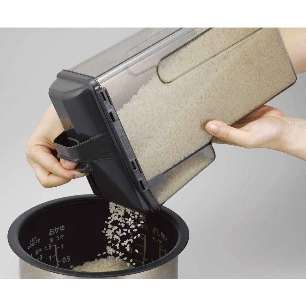 米スターの米ポット(マイポット)