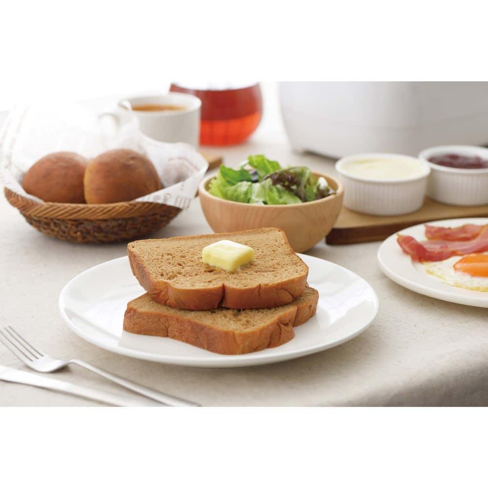 糖質制限・コンパクトになったブランパンメーカー 焼き芋やもち・甘酒も作れる ホームベーカリー