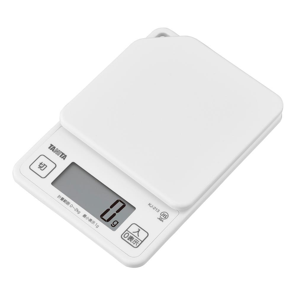キッチン 家電 鍋 調理器具 秤 はかり キッチンスケール TANITA/タニタ デジタルクッキングスケール WX0778