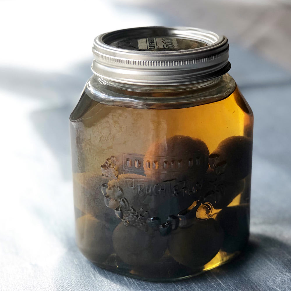 LEIFHEIT ライフハイト プリザーブジャー2個組 1000ml ガラスの保存瓶