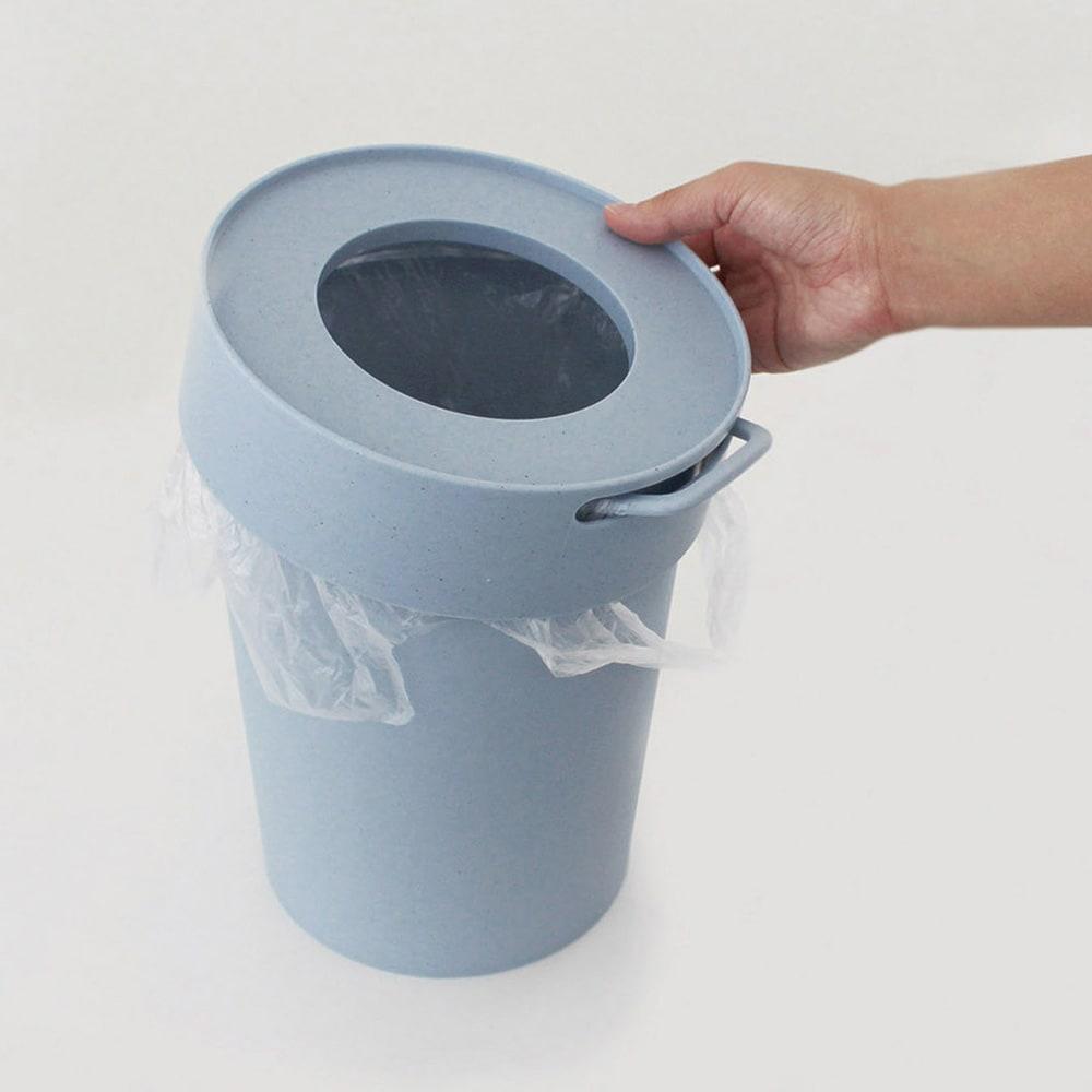 タップトラッシュ 10L ダストボックス ゴミ箱