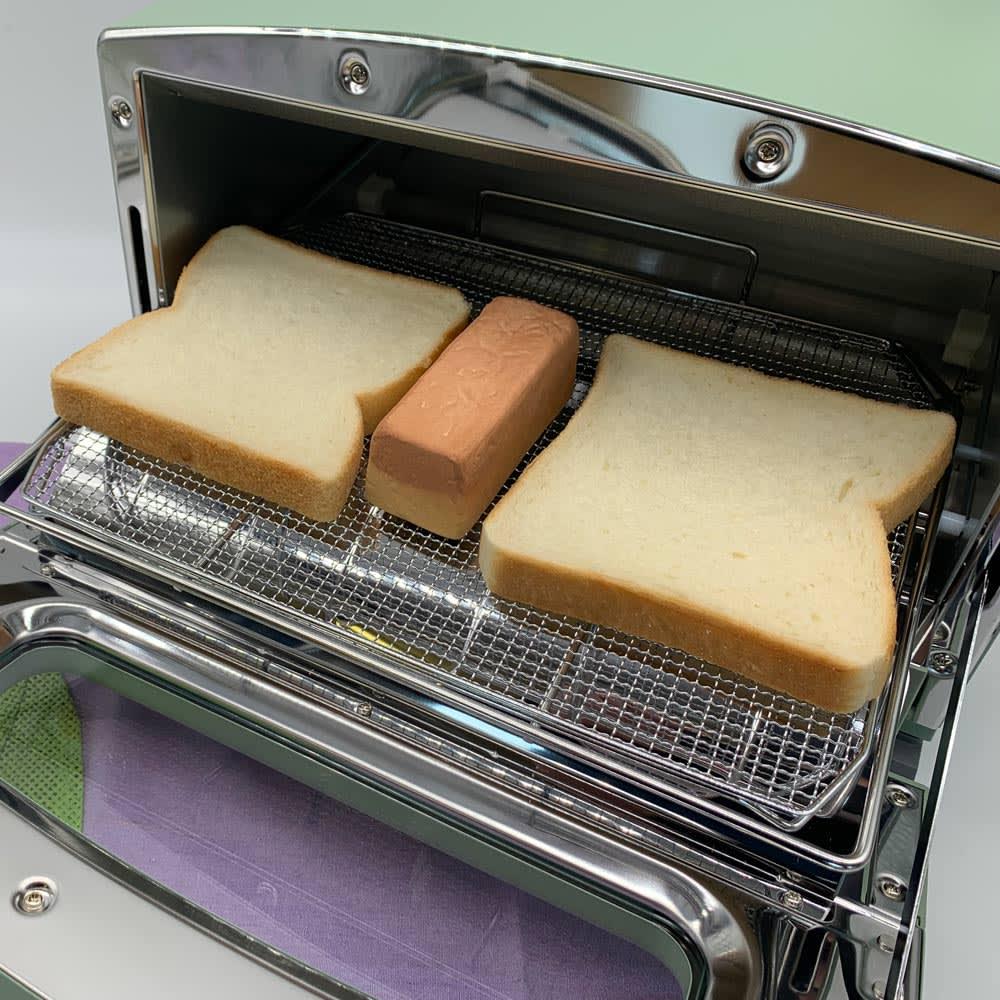 トーストがカリッと仕上がる karari スチームマジック 2個組