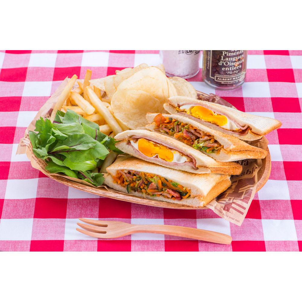 トースターや魚焼きグリルで ホットサンド グリルホットサンドメッシュ レシピ例