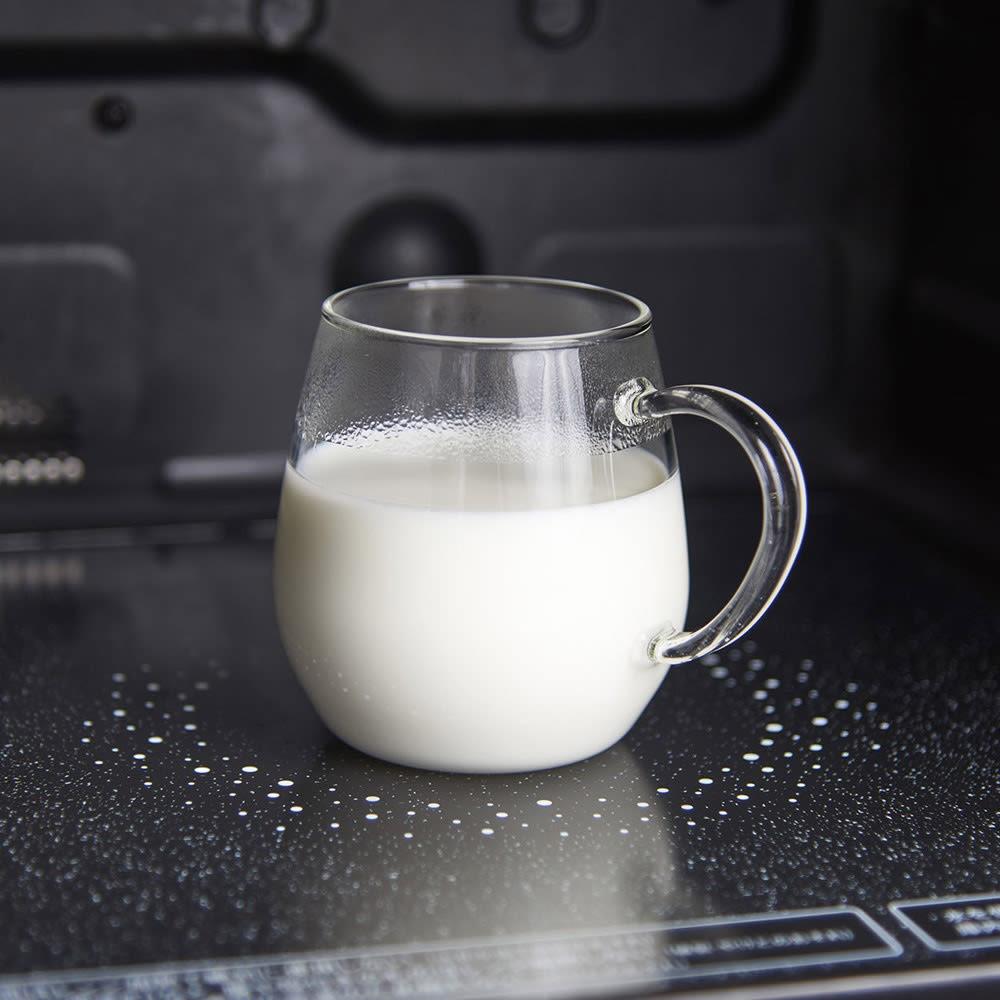 HARIO/ハリオ ラウンドマグ 2個セット 電子レンジでホットミルク。