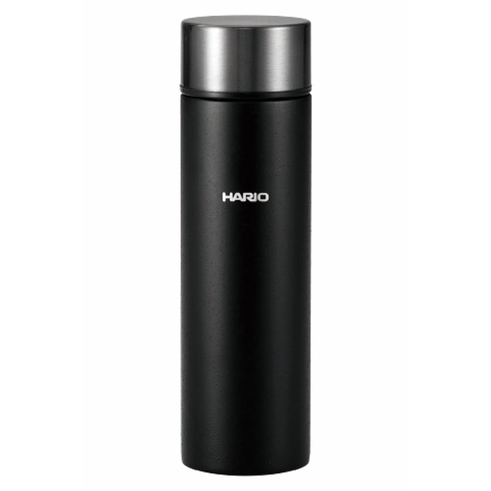 HARIO/ハリオ ポケットに入るスティックボトル 140ml (イ)ブラック