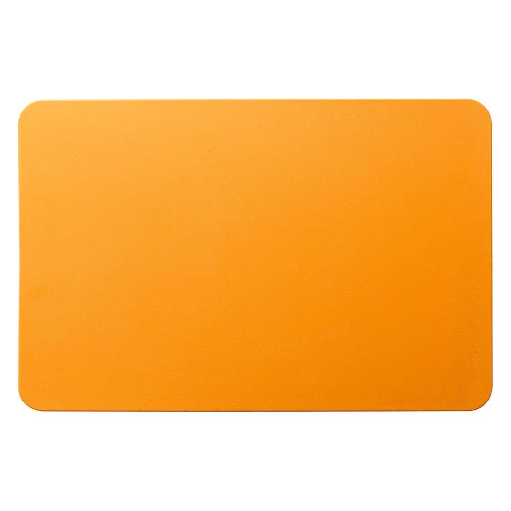 包丁メーカーが作った抗菌まな板 1枚 (ア)オレンジ